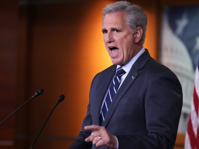 Kevin McCarthy Accused of Trying to 'Destabilize' Democracy With Biden Afghanistan Criticism (Video)