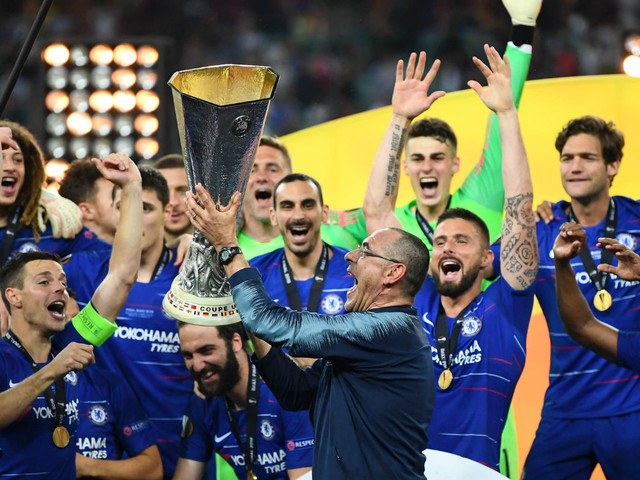 Hazard shines as Ozil wilts: Europa League final goals and reactions
