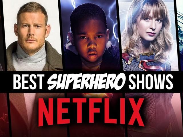 30 Best Superhero Shows on Netflix Right Now
