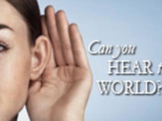 Spotlight: Hear The World's Celebrity Supporters