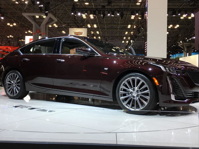 2019 New York motor show: full report and all the new cars