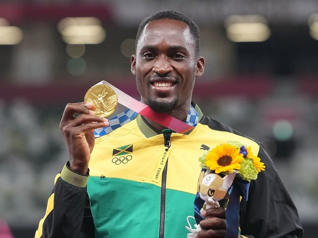 Olympian Tracks Down Good Samaritan Who Helped Him Win Gold In Tokyo