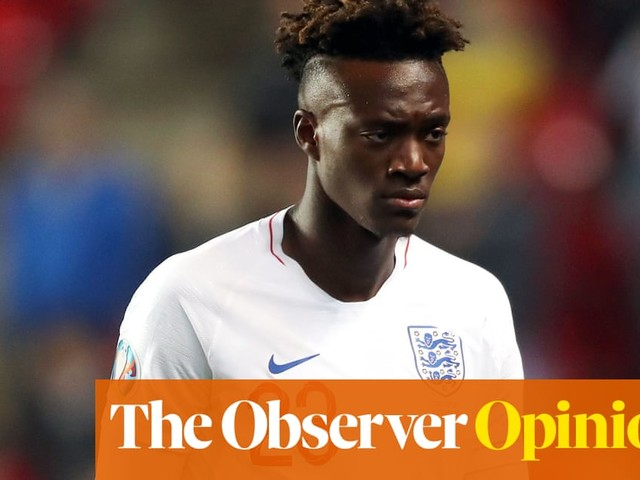 If England walk off the pitch because of abuse, racism wins | Howard Gayle