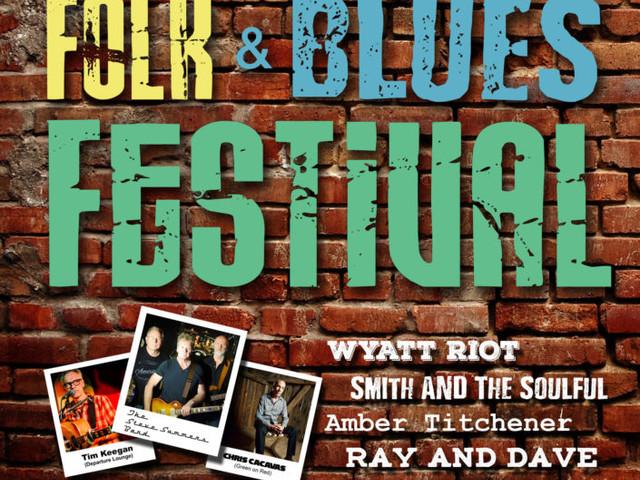 Oxted Folk & Blues Festival: Saturday 9th February, The Crown Inn