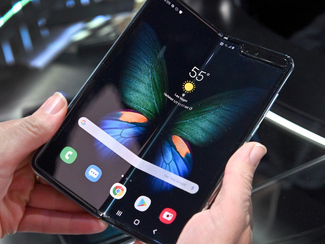 Foldable Phones Are Here. Do We Really Want Them?
