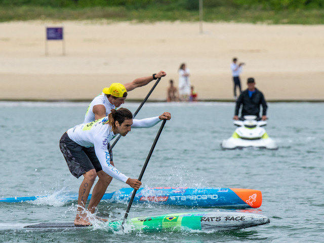 CAS rules both ISA and ICF can hold stand-up paddling events, but ISA to govern at Olympic level