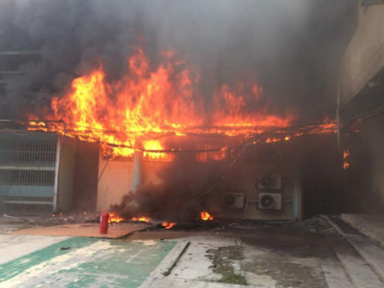 Storeroom fire: HKL to hold debriefing on contingency strategy
