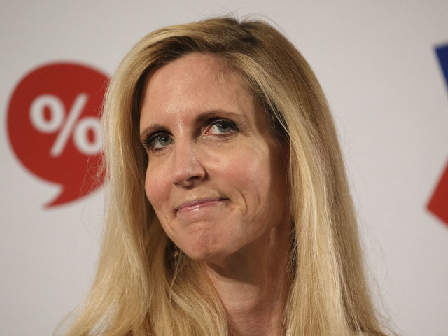 Coulter Fears She'll 'Die Alone' In Self-Pitying Tweet Against Child Tax Credit