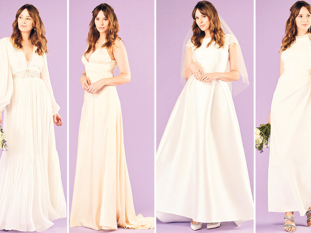 These high-street wedding dresses cost from £80 to £2,600 – but can you tell the fanciest frock from the cheap frills?