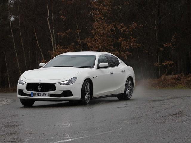 Nearly new buying guide: Maserati Ghibli