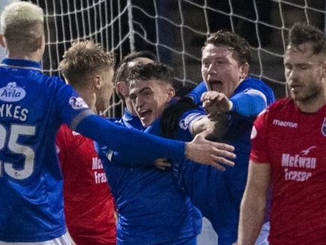 Queen of the South 4-0 Ross County: Championship leaders thumped at Palmerston
