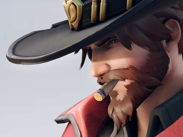 Overwatch's McCree is now Cole Cassidy
