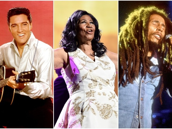 14 Music Biopics in the Works After 'Rocketman,' From Elvis Presley to Aretha Franklin (Photos)