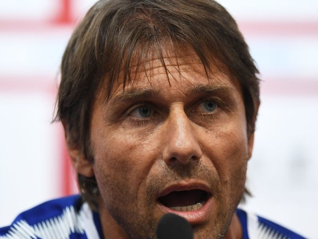 Antonio Conte hails Michy Batshuayi as Blues forward fires Chelsea to thumping win over Arsenal