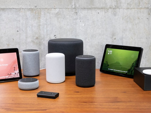 Amazon now sells nearly a dozen Echo devices, but there's only one you really need to buy (AMZN)