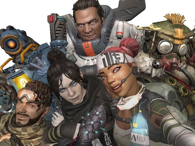 How 'Apex Legends' and 'Fortnite' are transforming the video game industry
