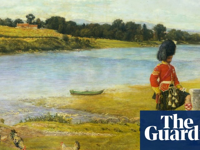Where in Britain is this painting set? The great British art quiz