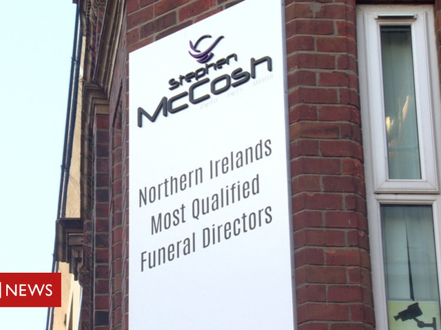 Funeral director's most qualified claim 'misleading'