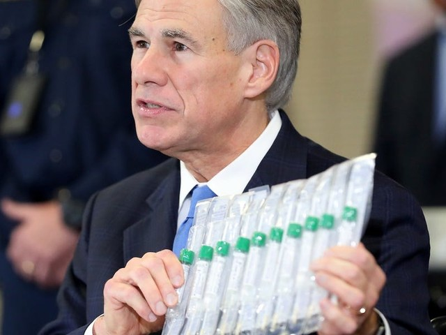 Texas Gov. Greg Abbott has 'paused' the reopening of the state as coronavirus cases spike