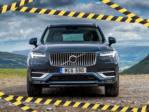 The UK's most unreliable car is a VOLVO