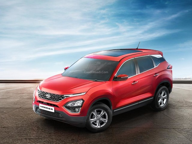 Tata Harrier Sales Up By 62% In August 2021