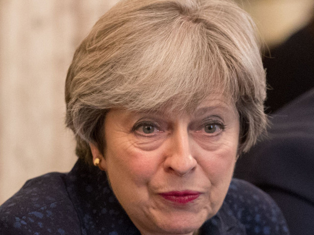 Theresa May Faces Battle As Labour Calls On Tory Rebels To Help Halt Universal Credit Roll-Out