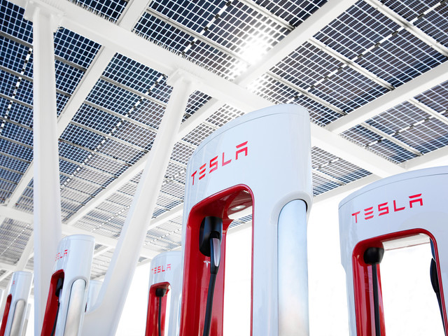 What is a Tesla Supercharger?