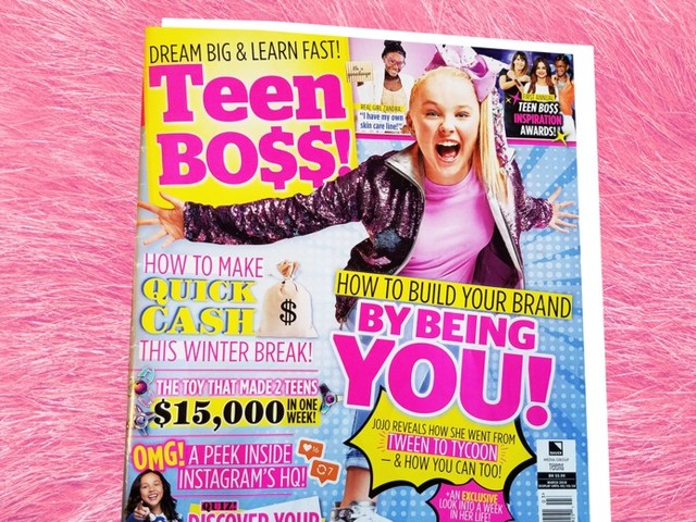 A Close Reading of Teen Boss Magazine, a Horrifying Artifact of Our Time