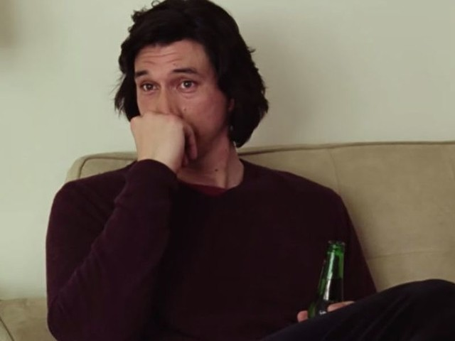 """Adam Driver in the """"Marriage Story"""" Memes Is Our 2019 Mood"""