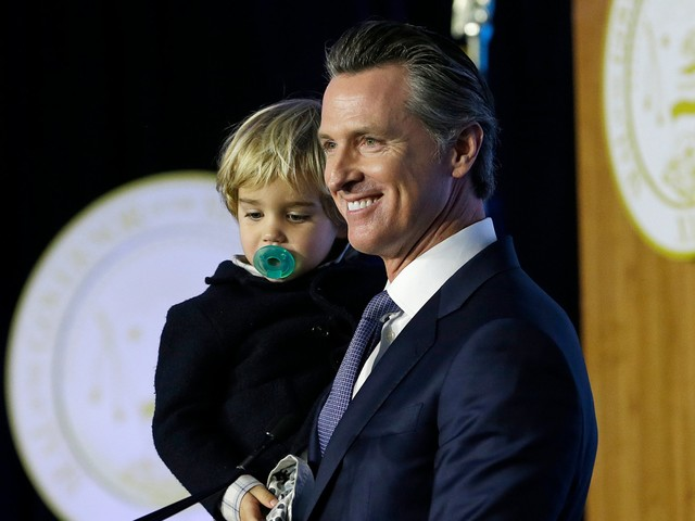 If California's new governor can deliver on his proposal to offer 6 months of paid parental leave, it would be the most generous policy in the US