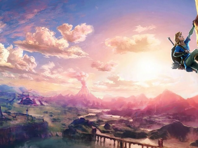 'The Legend of Zelda: Breath of the Wild' is on sale