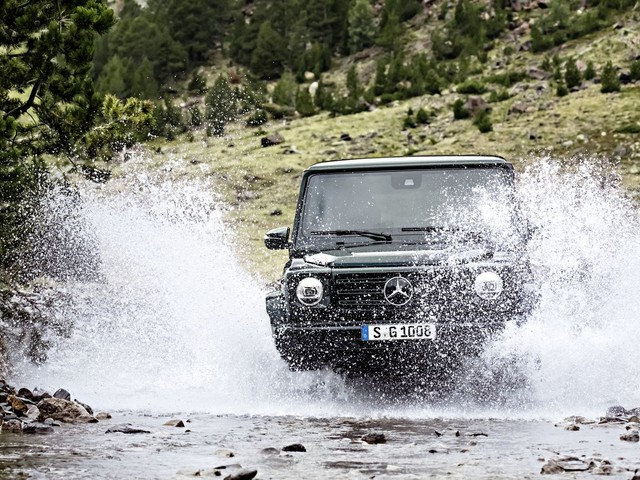 New G-Wagon will Make its Indian Debut on 5th October