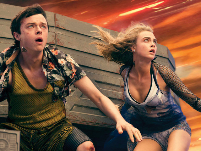 'Valerian and the City of a Thousand Planets' Gets China Release Date