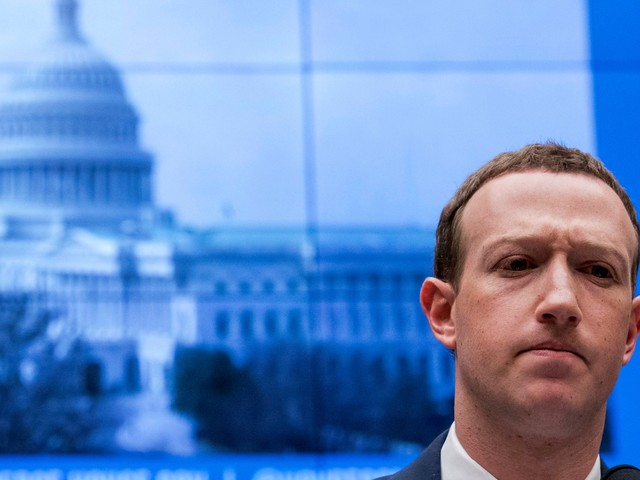 Elizabeth Warren's plan to regulate tech giants would force Facebook to break up with WhatsApp and Instagram (FB)