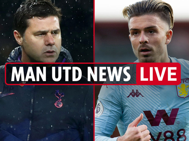 8pm Man Utd news LIVE: Pochettino meets Woodward advisor, Grealish AND Maddison £160m transfer dea