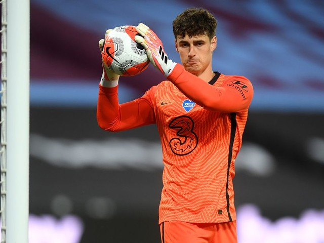 Kepa focusing only on himself and Chelsea, predicts a better future for both