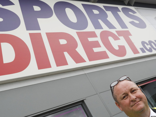 Mike Ashley's Sports Direct Buys House of Fraser For £90m