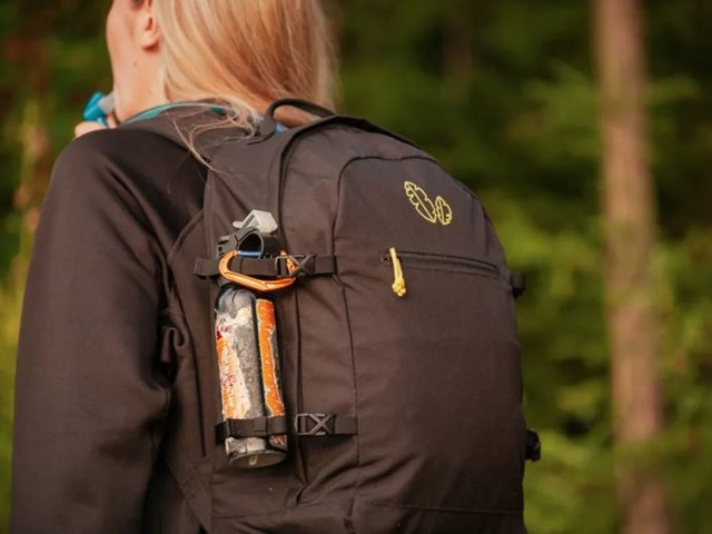 Stylishly Versatile Customizable Backpacks - Kiri Can Be Tailored to Satisfy a Variety of Activities (TrendHunter.com)