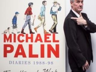 Michael Palin Announces Summer Live Tour Celebrating Erebus: The Story Of A Ship Paperback