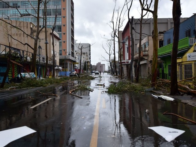Help Puerto Rico and other islands as Hurricane Maria pummels the Caribbean