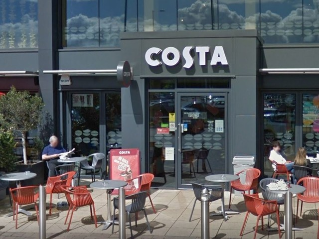 Costa defends plans for SIXTH branch in small Midland town