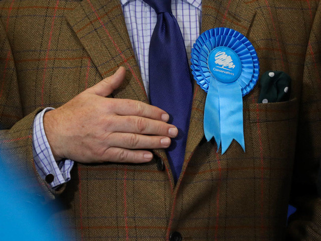 Tories Less Likely To Experience Discrimination Than Labour Voters, Survey Reveals