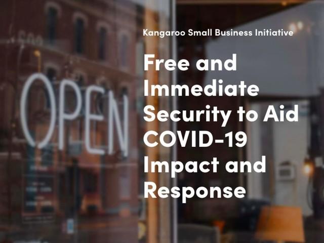 Free Small Business Security - Kangaroo Offers Free and Immediate Security for Small Business (TrendHunter.com)
