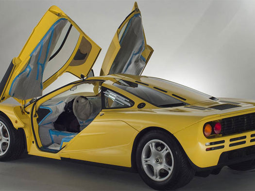 1997 McLaren F1 Up For Sale is Just as Delivered from Factory