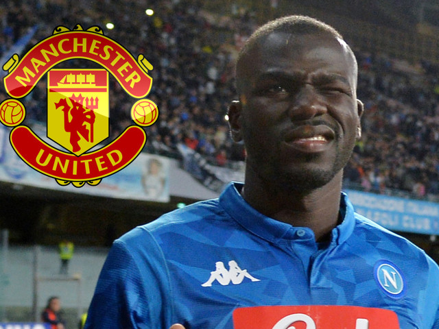 Man Utd had £82m transfer offer rejected by Napoli for Kalidou Koulibaly before signing Harry Maguire