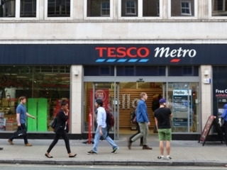 'No time for waste': Tesco and Hubbub team up for new food waste-busting trial