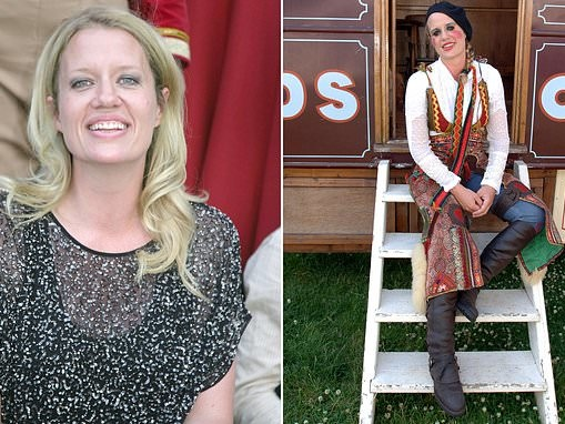 Giffords Circus creator, 46, talks about her terminal cancer