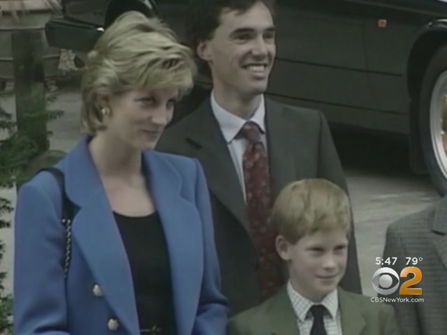 Princes William, Harry Blame Paparazzi For Princess Diana' Death In New Documentary