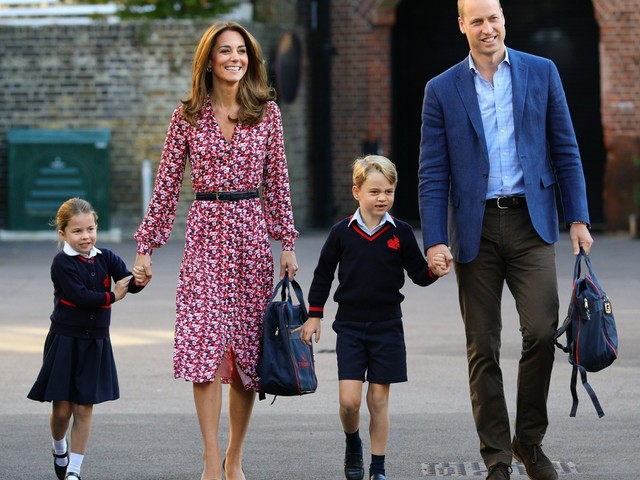 Will the Duke & Duchess of Cambridge send their kids back to school in June?