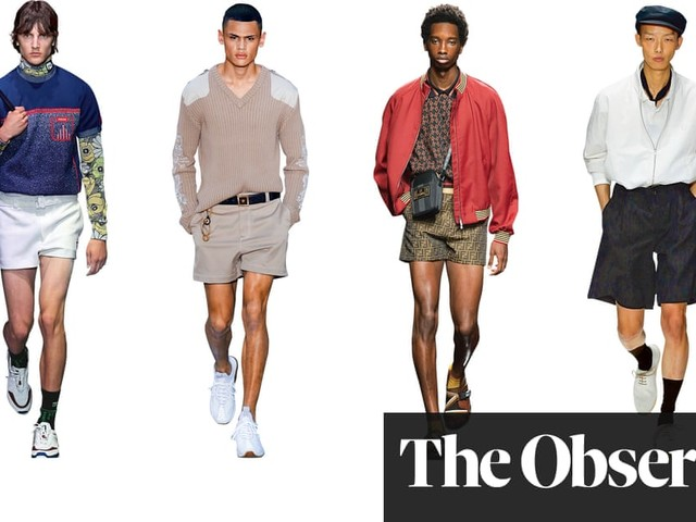 The edit... Men's shorts